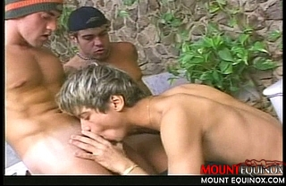 Cum Covered Latin Boy #2: Free Gay Video