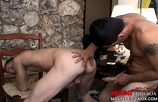Sphincter Muscle Cock Workout #2: Free Gay Video