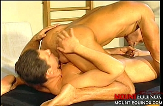 Doubled Stuffed Muscle Hunk #8: Free Gay Video