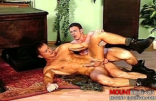Five Hunky Military Men #4: Free Gay Video