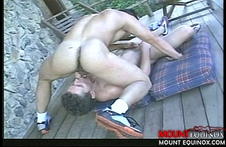 Thick Latin Cock and Sweaty Balls #4: Free Gay Video